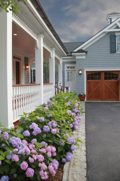 This Rye, New York Exterior from my portfolio appears in the Houzz article today--