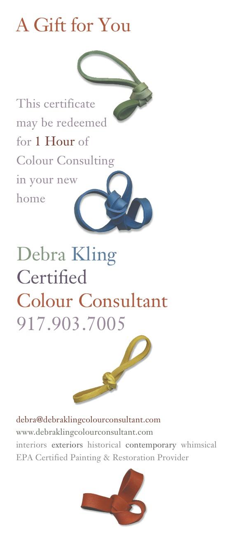 DSK Gift Certificate 1 Hr