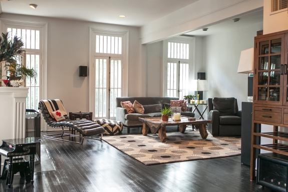 Living Room, Long Shot.
