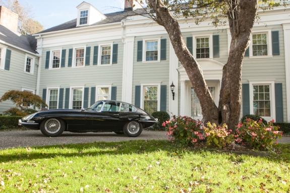 Classic Jaguar, Classic Armonk Colonial