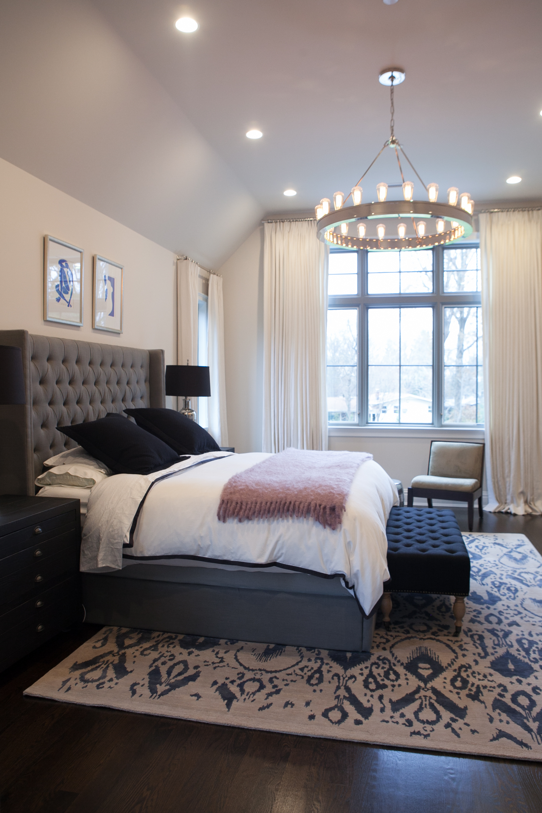 Recent Projects File Scarsdale New York A Study In Contrasts Pickcolours Blog