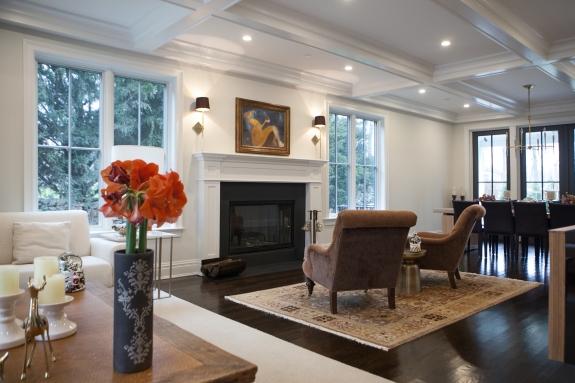 Living Room Elegance.