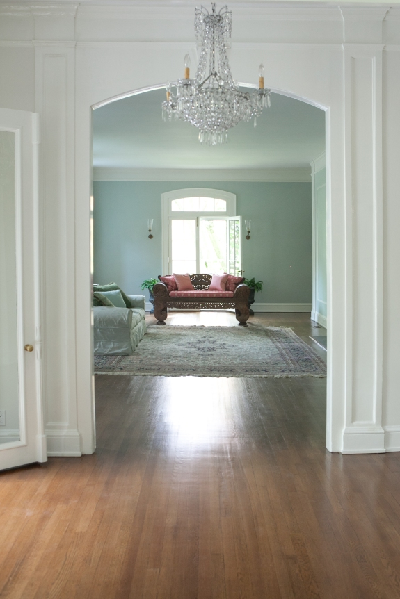 Crystal Entry Hall.