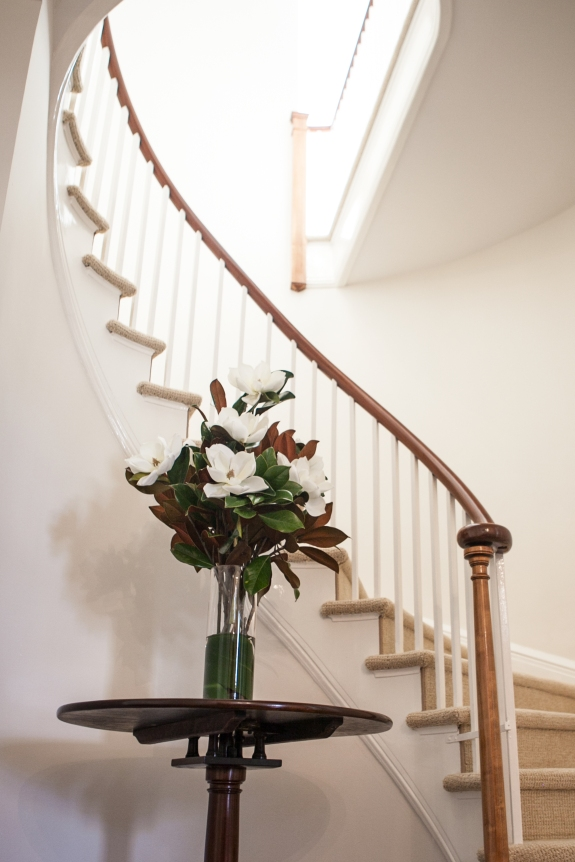 Splendid Staircase--