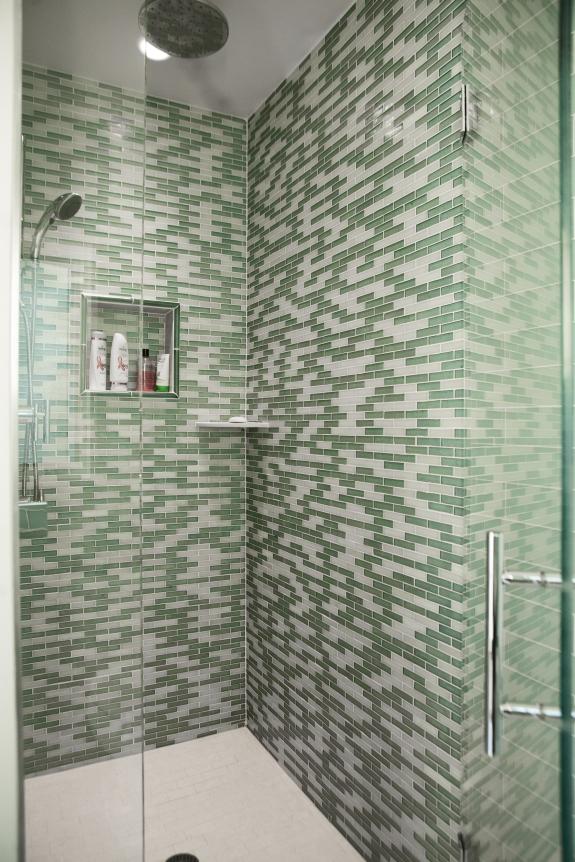 Mesmerizing Mosaic, Hartsdale Bath.